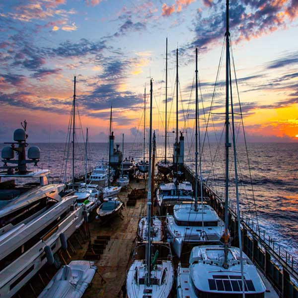 Trasporto & Logistica Yacht